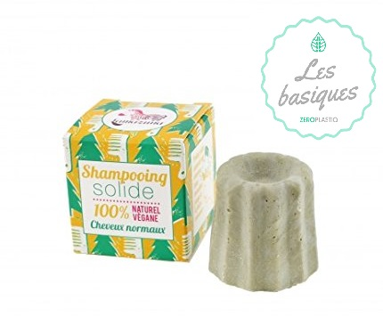 Le cannelé-shampooing Lamazuna