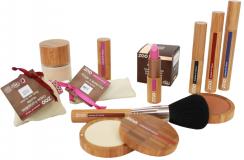 Zao, une gamme de maquillage Bio et rechargeable